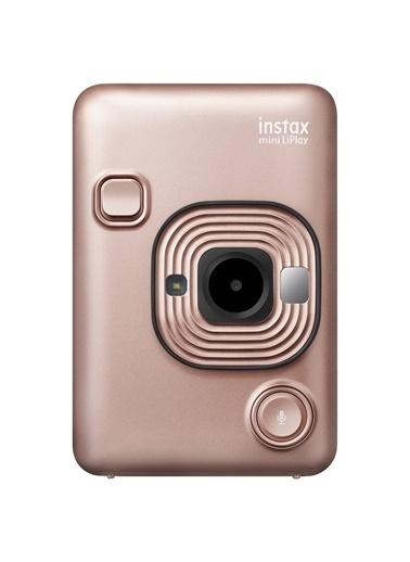 Fujifilm Fujifilm instax mini LiPlay Hybrid Blush  Fotoğraf Makinesi Altın